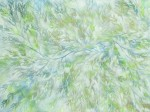 "Cedar Tapestry.   SOLD   48"" x 36"".  Mixed media on canvas  (#1269)"